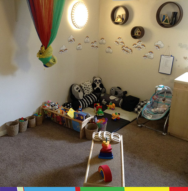 Tadpoles room
